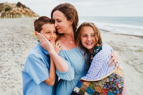 San Diego Beach Portraits