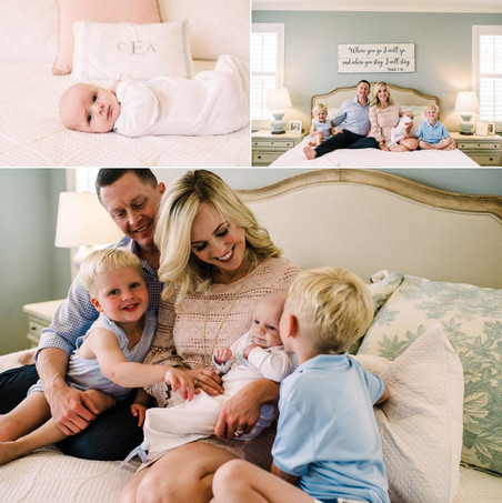 San Diego Newborn Photographer / Sterling's Lifestyle Newborn Portraits