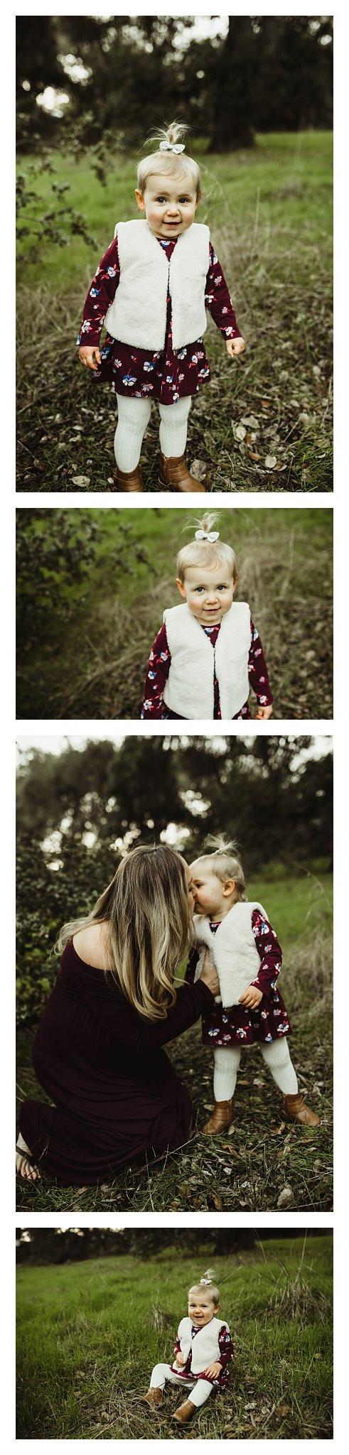 Felicita Park Maternity Portraits