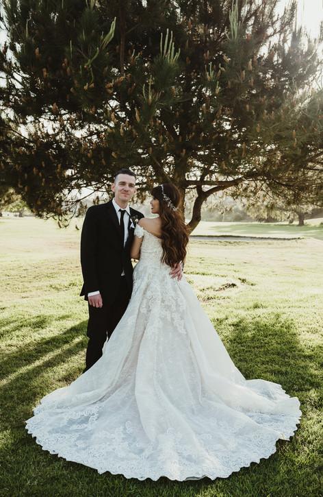 San Diego Country Club Wedding