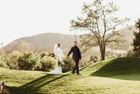 Country Club Wedding San Diego