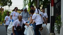 JHA for Hari Bersih Indonesia 2019