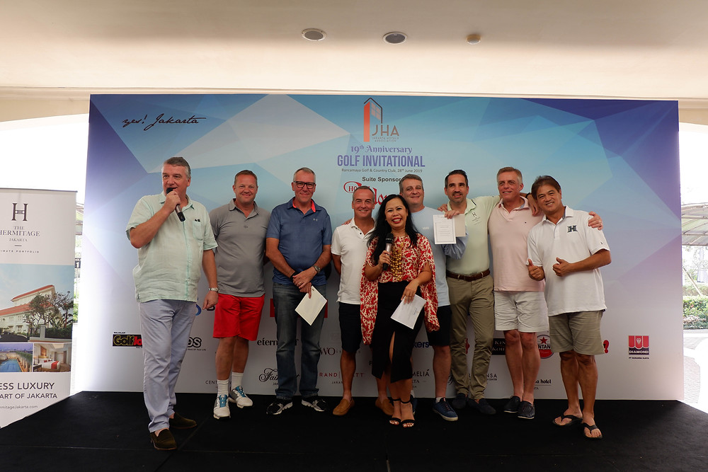 Auction winners with the Committees