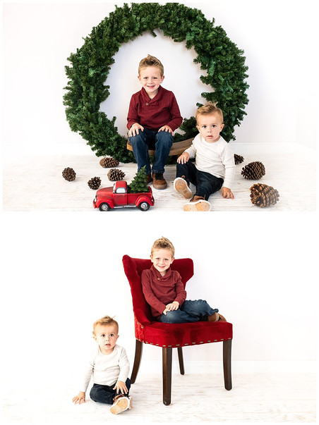 Tis' The Season (for family portraits)