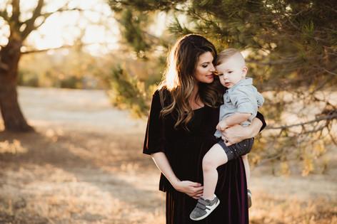 San Diego Maternity Portraits