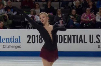 2018 Nationals - Senior Ladies