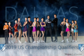 2019 DFSC National Competitors