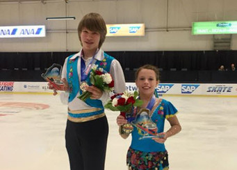 2018 Nationals - Juvenile Pairs