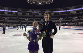2018 Nationals - Junior Pairs