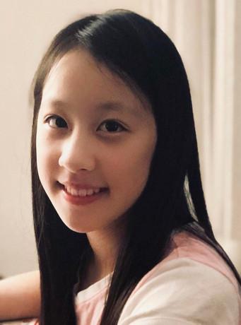 Dallas FSC National Junior Ladies Competitor Jessica Lin