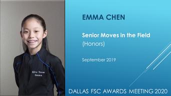 2020 Dallas FSC Awards