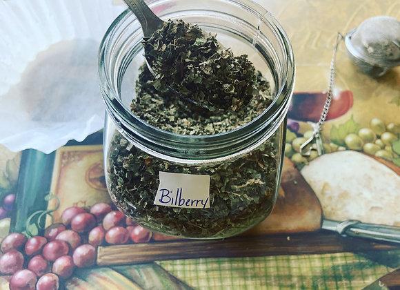 Bilberry Tea aka Womb Healing Tea