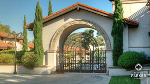 Lower School Gates