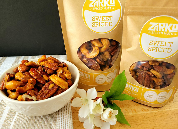 Zarko Roasted Sweet Spiced Nuts 70 gr