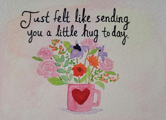 MIYA'S ART SHOP GIFT CARD - Little Hug