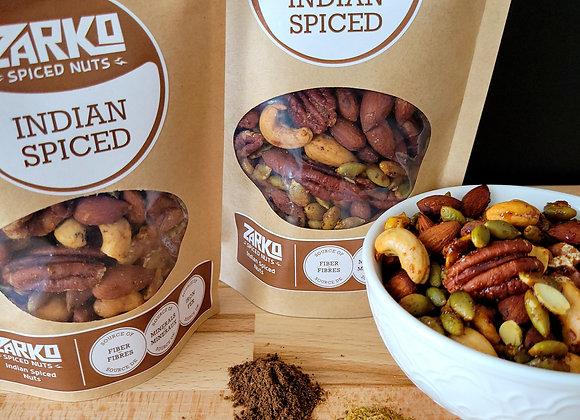 Zarko Roasted Indian Spiced Nuts 70 gr