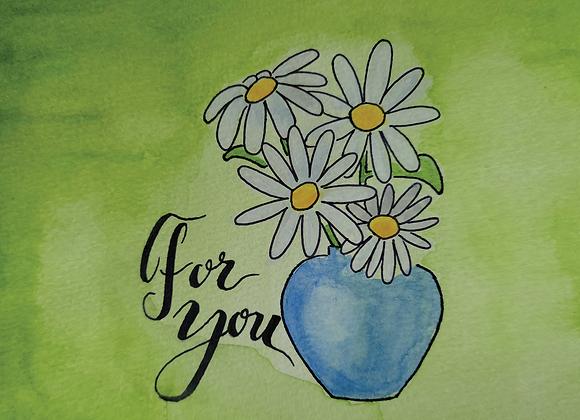 MIYA'S ART SHOP GIFT CARD - For You