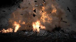 FX Artist, Effects Artist, smoke, debris
