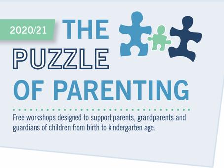 Puzzle of Parenting Workshops
