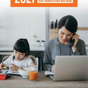Annie E. Casey Kids Count Data Book 2021