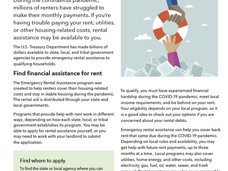 Resources for Landlords and Renters