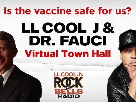 Apr 1: LL COOL J and Dr. Fauci talk COVID-19