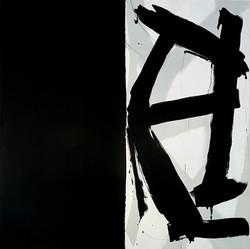 Untitled (Square Black 1)
