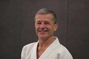 Michel Lapierre 5eme dan - Kodokan Paris XV