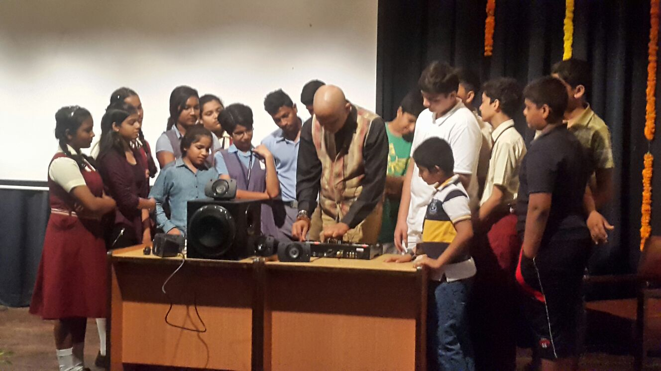 Music Therapy Workshop for Students