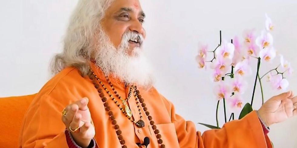 18.9.21 Zurich: Kosmisches Bewusstsein - Workshop mit Meister Shiva Guruji