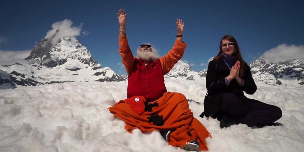 Zürich: Shiva Dhyan Yoga Teachers Training Intensiv-Workshop mit Shiva Guruji & Shivani Himalaya