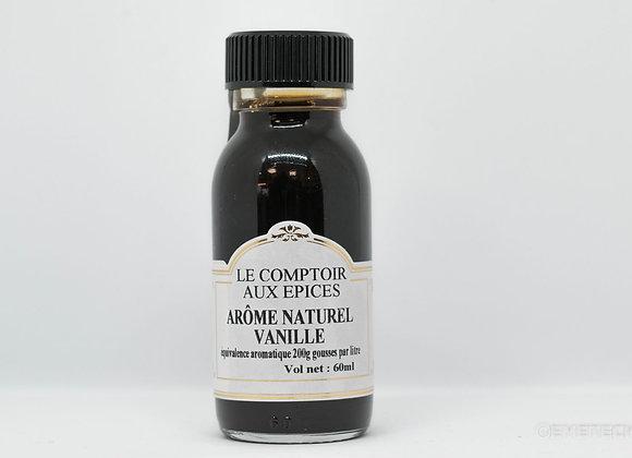 ARÔME NATUREL DE VANILLE BOURBON