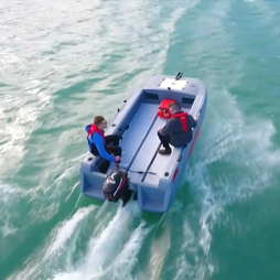 TVNZ - World's First Boat Made From Wool