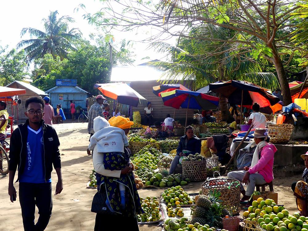 marché de Vatomandry