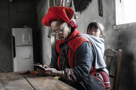 Su May Chan, chef de la communauté Red Dao