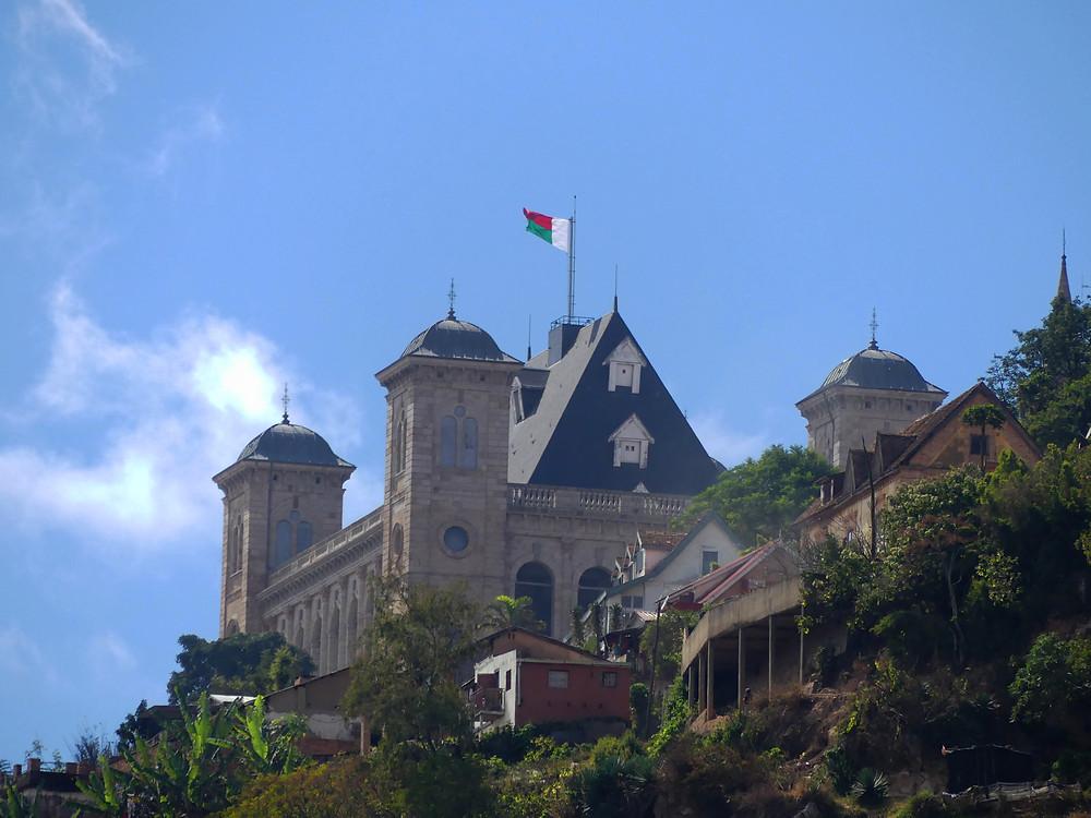 La Rova (palais de la reine), Tana
