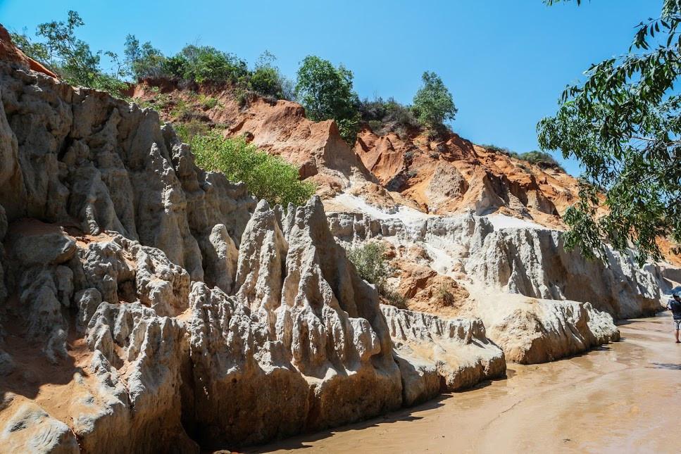 Le ruisseau de Mui Né