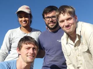 Journal de bord - Team Afrique - Semaine 15
