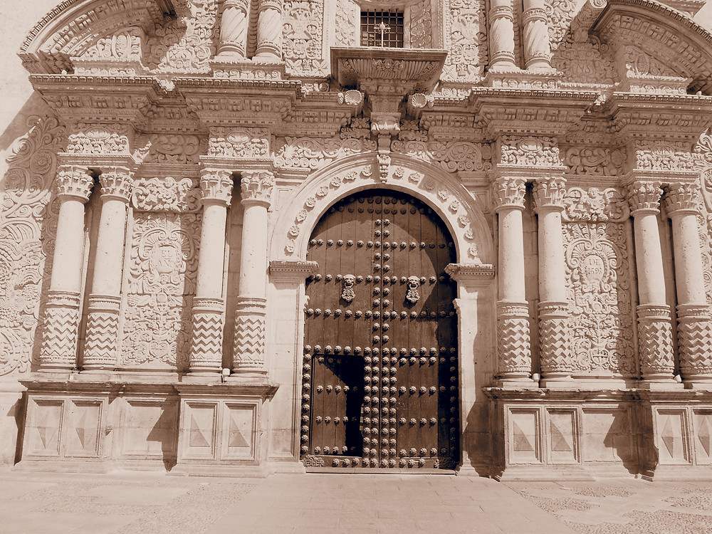 Eglisa La Compana (Arequipa)