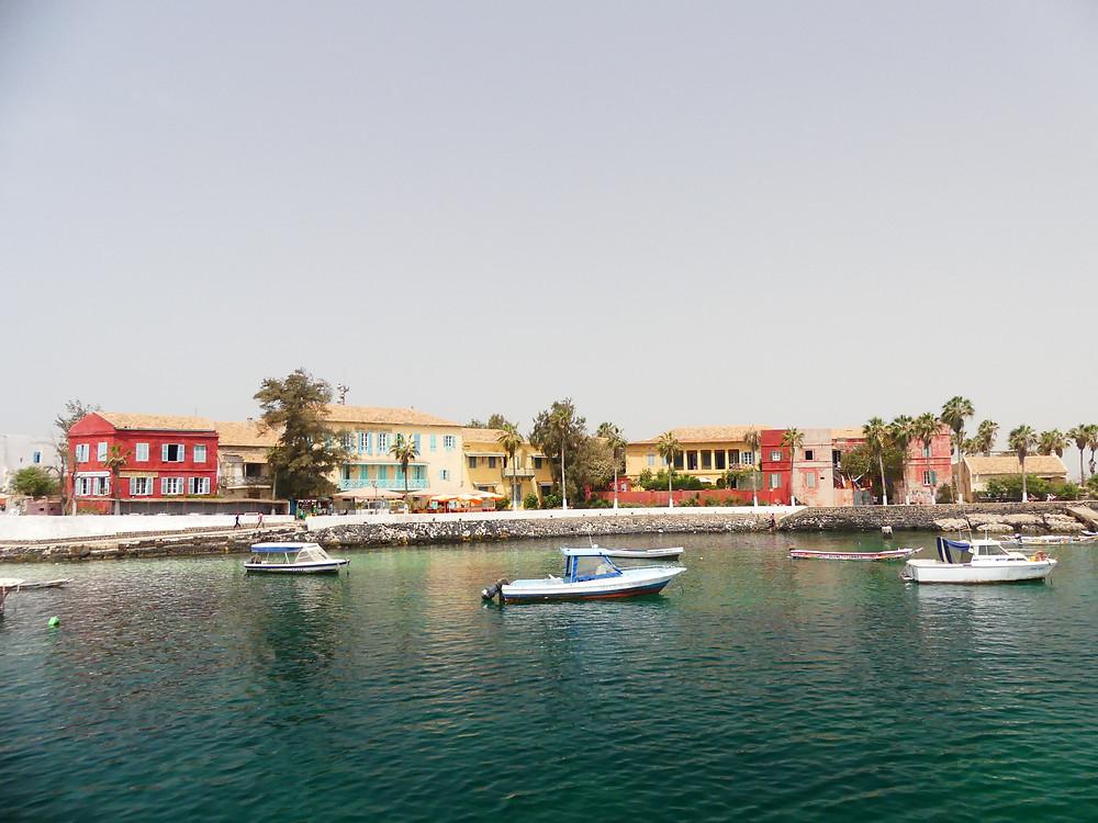 Port de l'Ile de Gorée, Dakar