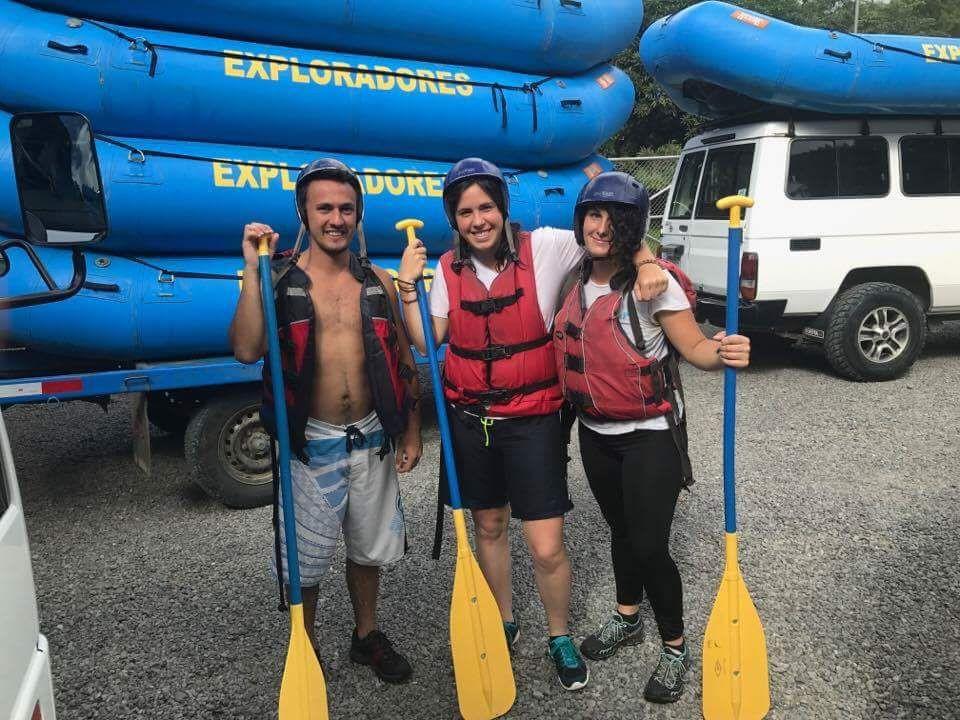 Sortie Rafting