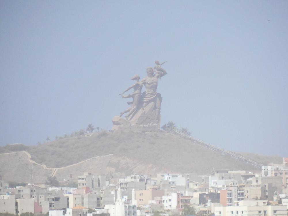 Monument de la renaissance africaine, Dakar