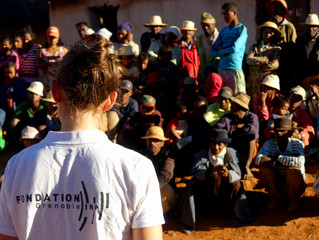 Journal De Bord - Team Afrique - Semaine 17