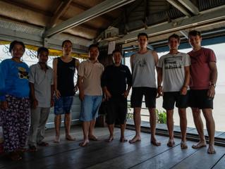 Journal de Bord - Team Asie - Semaine 2