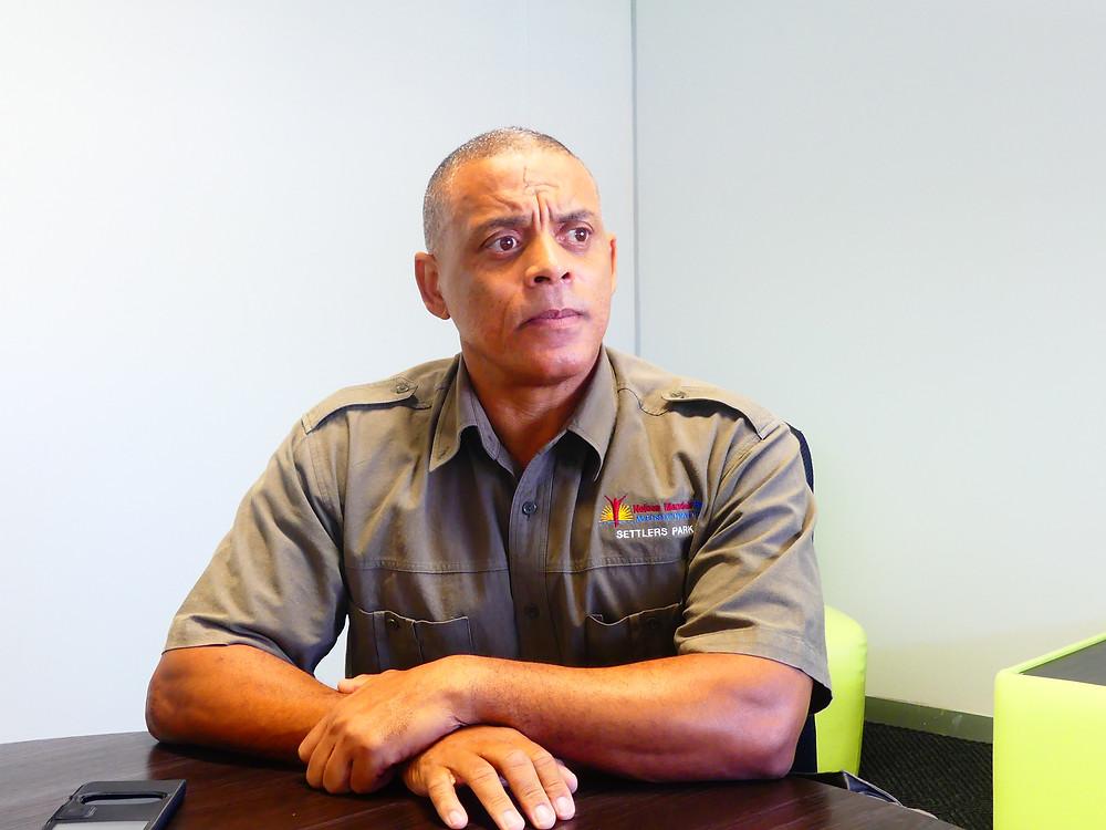 Clyde Scott, Municipalité de Port Elisabeth