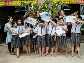 Journal de Bord - Team Asie - Semaine 4