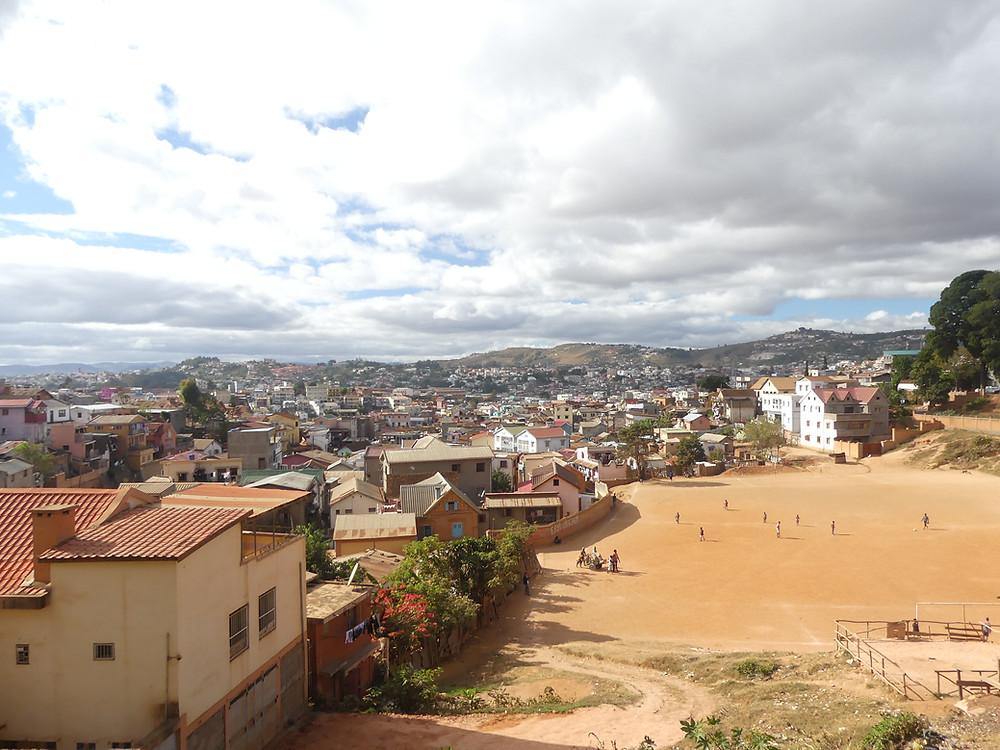 Ville de Tananarive