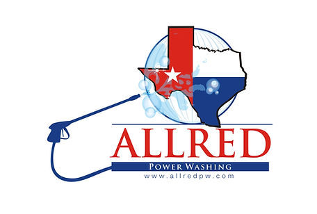 Pressure washing logo Dallas