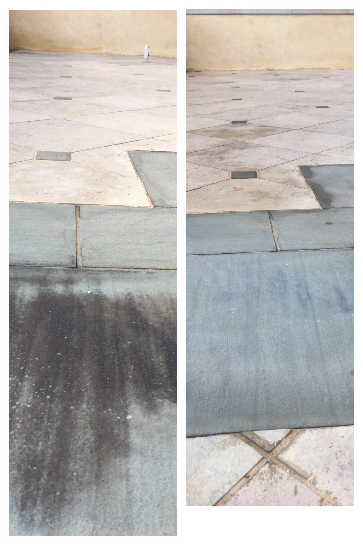 Copper stain removal Dallas