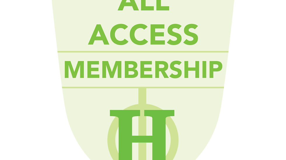 Paid In Full Membership All Access Standard